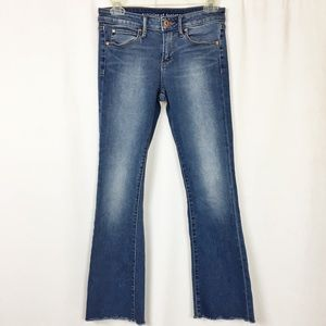 Articles of Society London crop flare jeans 26